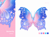 Butterfly four