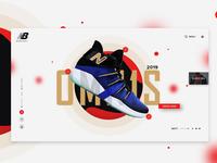 New Balance OMN1S Design Concept