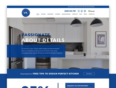 Lynton Property Services Web Design Proposal