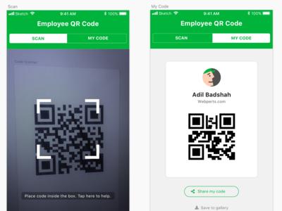 QR Code Scan App