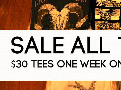 Learn Sale apparel blog post typography tshirt