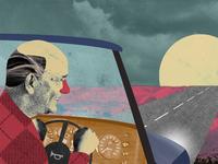 Globe & Mail - Older Driver
