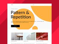 ZIne UI Kit — Page Sample