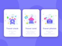 Daily exercise 6/100 days-Travel card