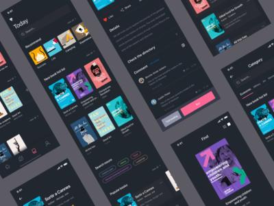 PostIt E-Book App