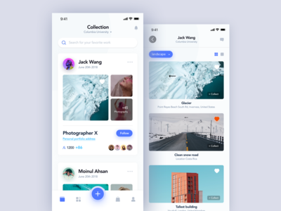 Art Sharing Platform for Recent Graduates