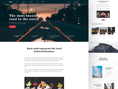Urban Web Design ux interface ui branding queble website website design web design web