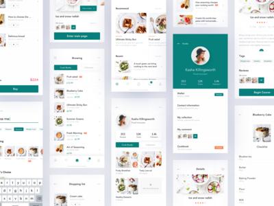 Recipe App Design - Milestone Checkpoint