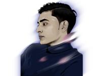 Vector Portrait for @oliur