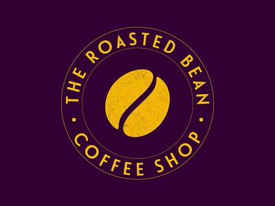 Coffee Shop Logo minimal vector flat design logo illustrator graphic design branding dailylogochallenge