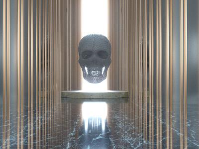 Render Shot 13 visual texture render effects octane graphic c4d