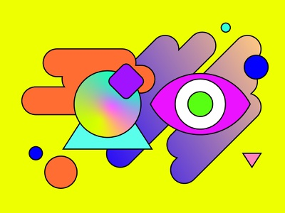 Color Matching #10 illustration design color visual graphic