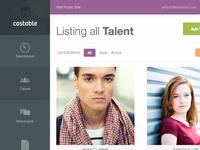 Castable Talent Update