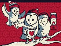 Owls +1