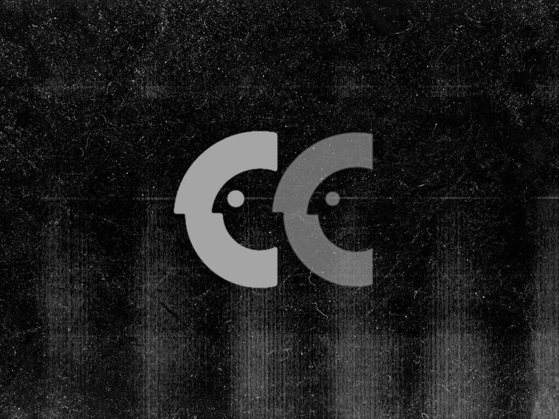 CC type lettering illustrator logo