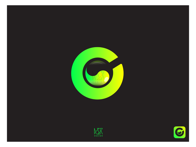 36Types - Letter- C (ASR Design) ux vector design ui branding logo typography lab 3d radiation chemical chemistry type 36daysoftype 36days