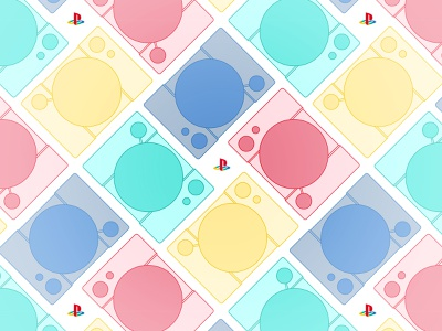 PlayStation Wallpaper Color illustration gaming video game ps wallpaper playstation