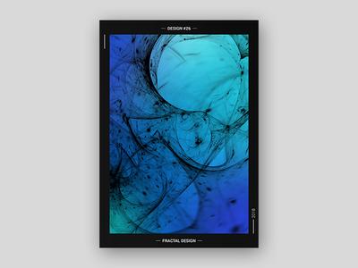 Fractal Poster Design Poster #26