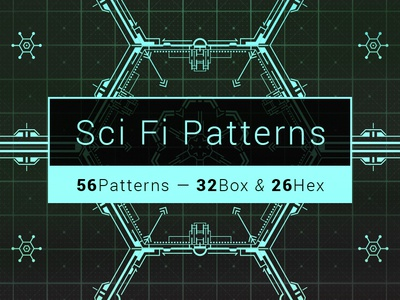 Science Fiction Patterns