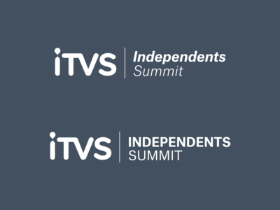 ITVS Independents Summit logo exploration