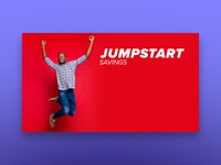 Jumpstart Savings - Visual