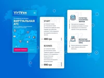 Virtvox IP telephony