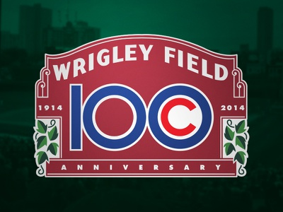 Wrigley Turns 100 wrigley field chicago sports anniversary baseball cubs