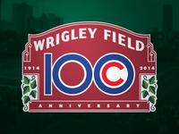 Wrigley Turns 100