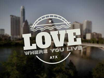 Love Where You Live neighbors church texas austin