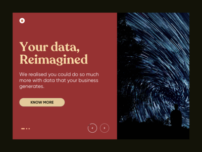 Data Reimagined