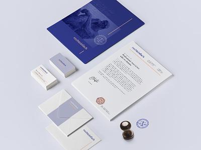 rechteinfach - visual identity website corporate branding logo