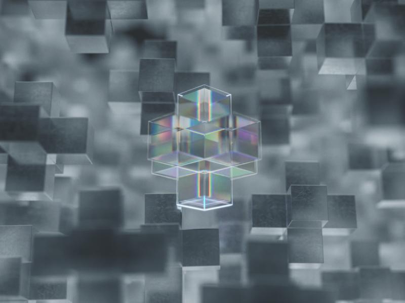 Cross visualization render illustration cinema4d modeling visual c4d cgi cg octane digital art 3d