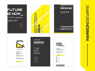 Orbitron Type Specimen morfología design morphology type tipografía fadu uba diseño gráfico typography graphic design editorial design type specimen