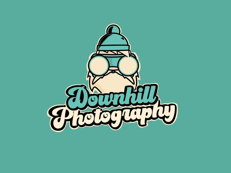 Downhill photography