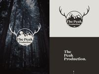 The Peak Production logo