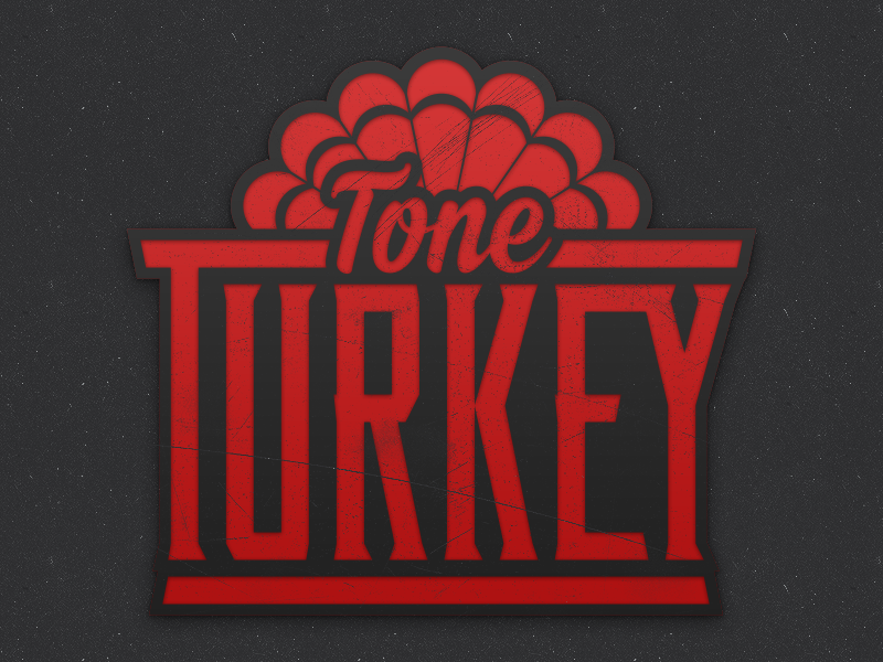 Tone Turkey Logo logo