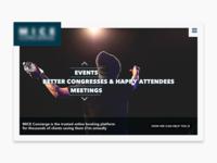 MICE Brochure Site