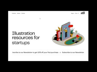 Growww Website Redesign