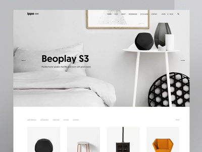 Ippo Shop wordpress theme store shop minimal ecommerce