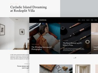 Reinform WordPress Theme