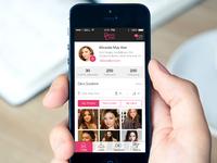 Diva Dais iPhone App
