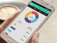 Bill Managment Android app