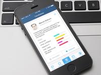 Smart Hire iPhone App