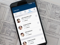 Smart Hire Android App