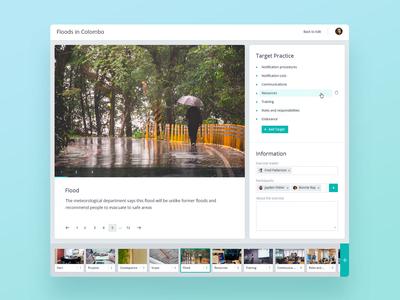 ExerCrises Web App