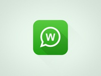 WhatsApp Ios7