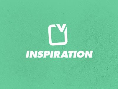 Cv Inspiration cv inspiration logo green