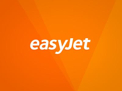 Easyjet Logo easyjet logo orange italic