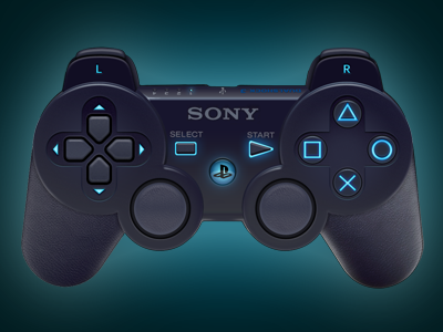 PS3 Controller Concept controller playstation 3 playstation game alternative ps3