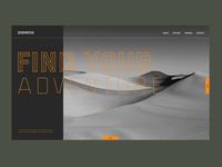 Versa — Web Design Mock